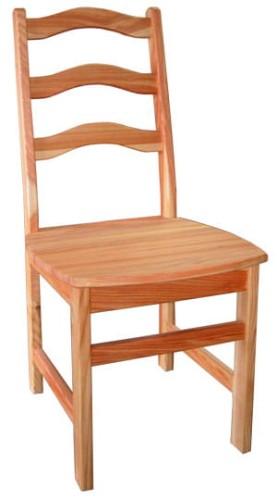 Krzesło Drewniane Modrzewiowe K 1