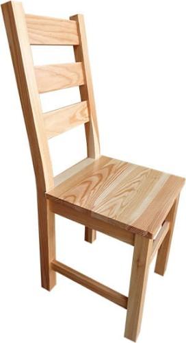 Krzesło Drewniane K Xl