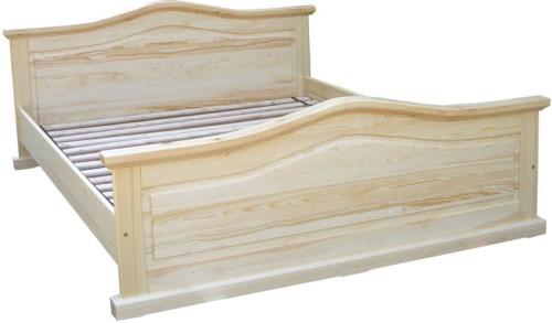 łóżko Drewniane Ldm 3