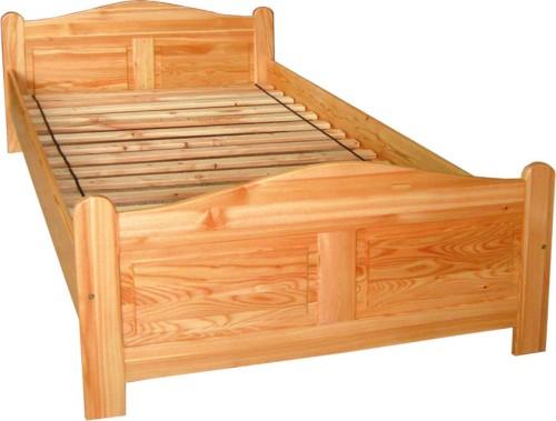 łóżko Drewniane Ldm 1
