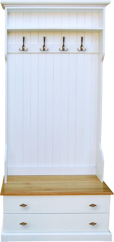 Przedpokój Drewniany Sigma Z Drewna Przedpokój Garderoba Meble Do